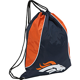 Denver Broncos String Bag Denver Broncos Navy