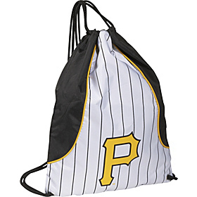 Pittsburgh Pirates String Bag Pinstripe
