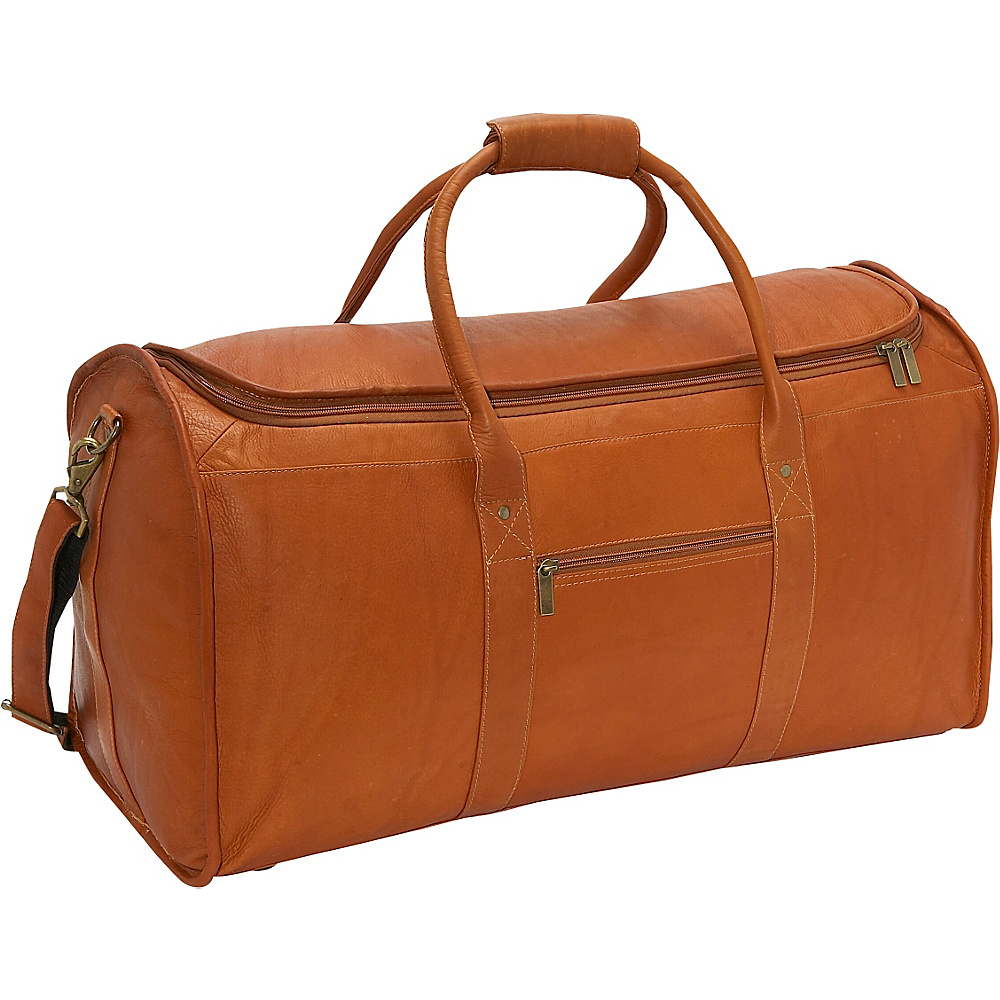 David King & Co. Extra Large Duffel - Tan - Duffels, Travel Duffels