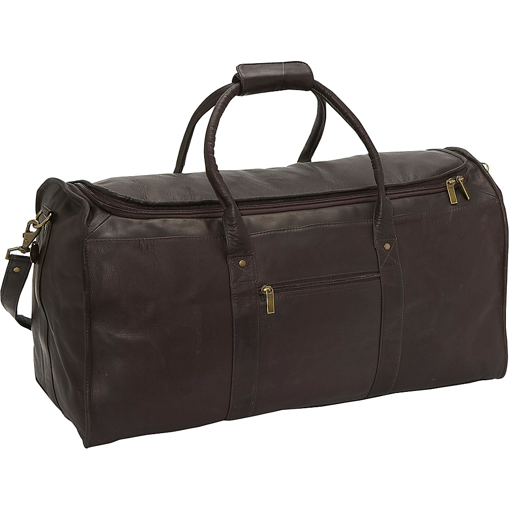David King & Co. Extra Large Duffel - Cafe - Duffels, Travel Duffels