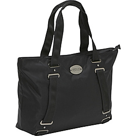 Rock the Tote - Bucket Laptop Tote Black