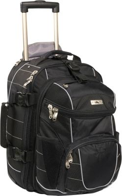High Sierra A.T. Gear Ultimate Access Carry-On Wheeled Backpack w ...