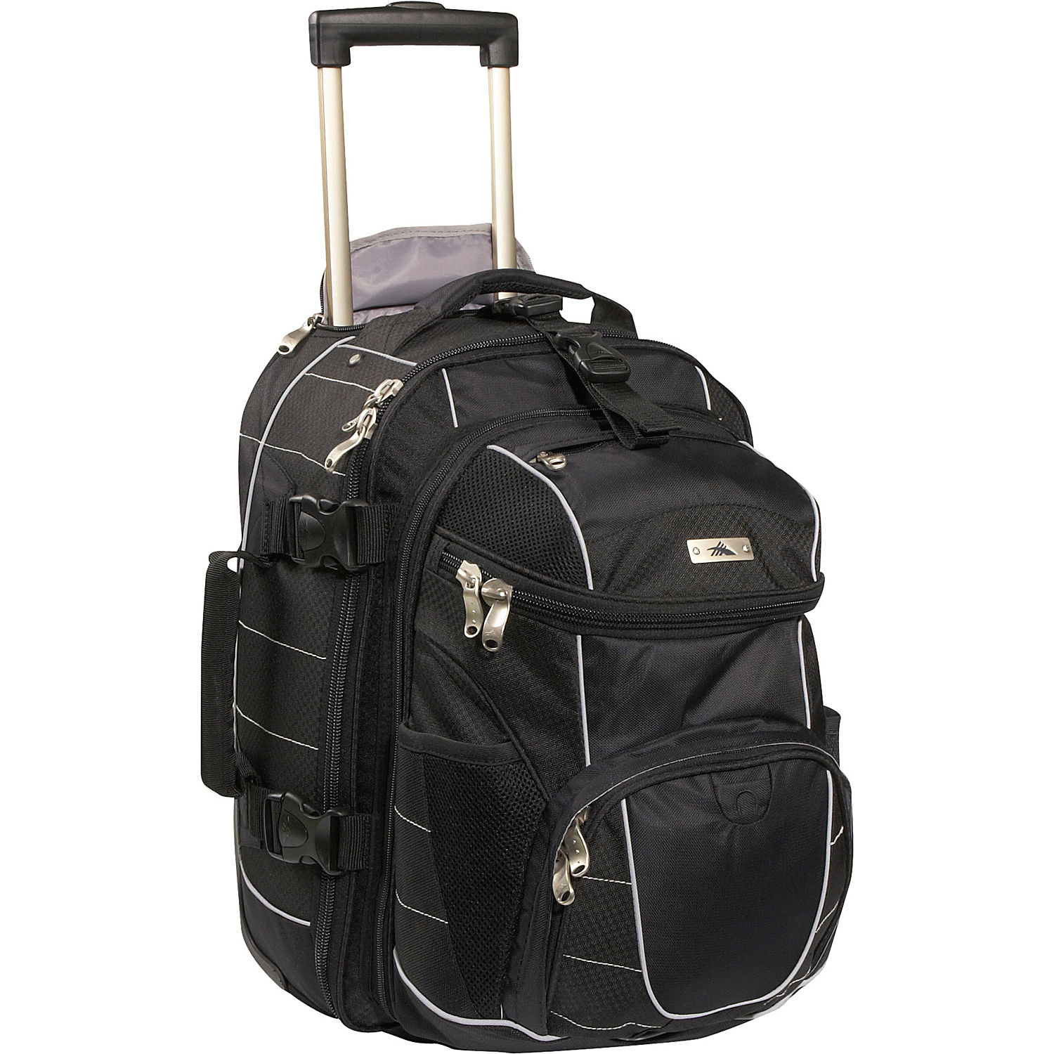 High Sierra A T Gear Ultimate Access Carry On Wheeled