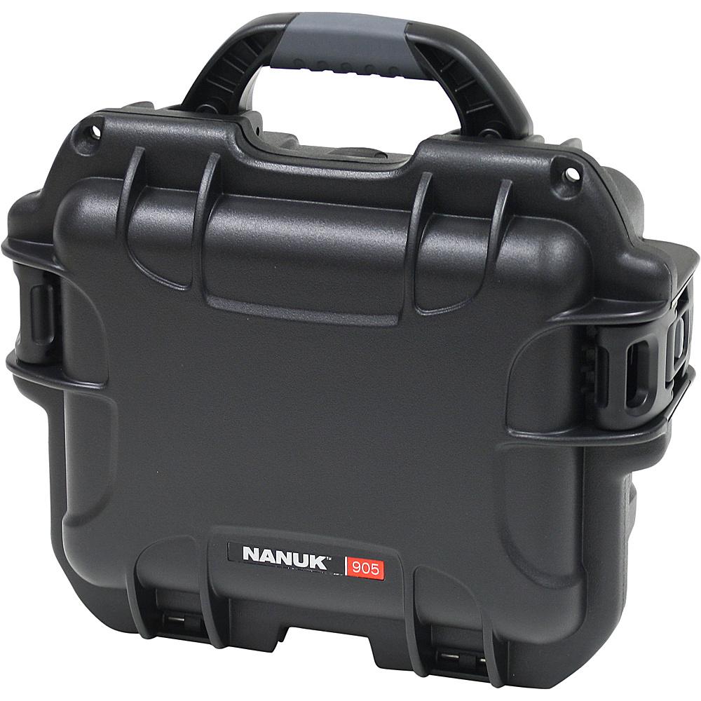 NANUK 905 Case w/foam - Black - Technology, Camera Accessories