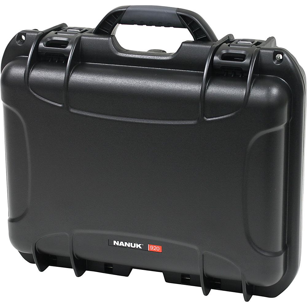 NANUK 920 Case w/foam - Black - Technology, Camera Accessories
