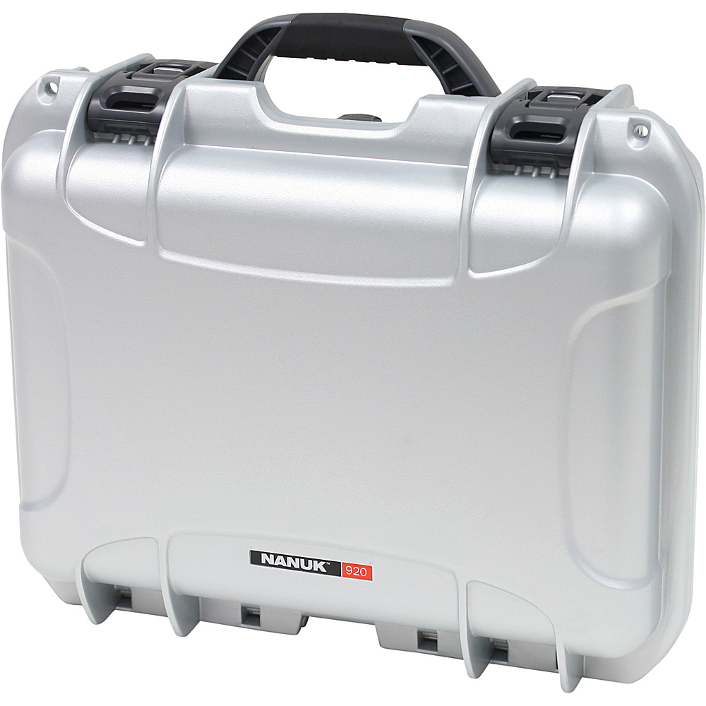 NANUK 920 Case w/foam - Silver - Technology, Camera Accessories