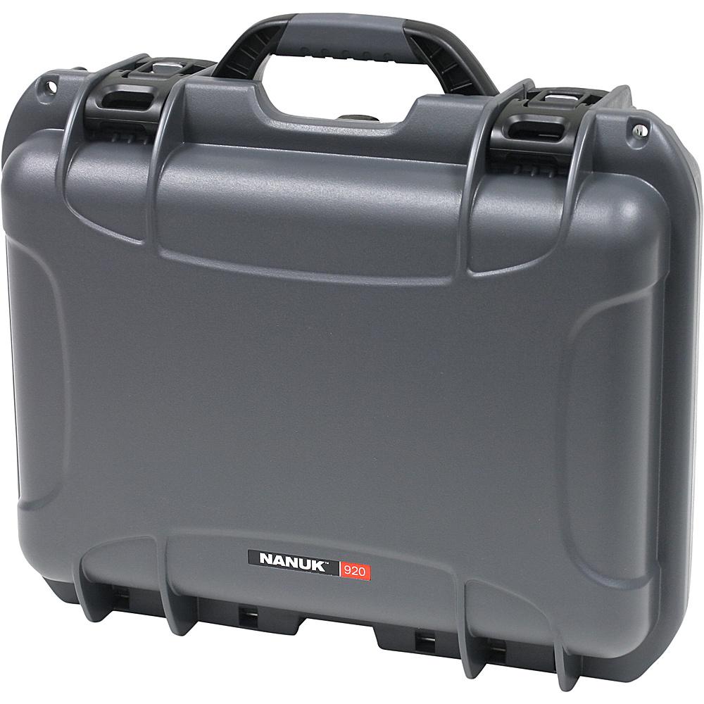 NANUK 920 Case w/foam - Graphite - Technology, Camera Accessories
