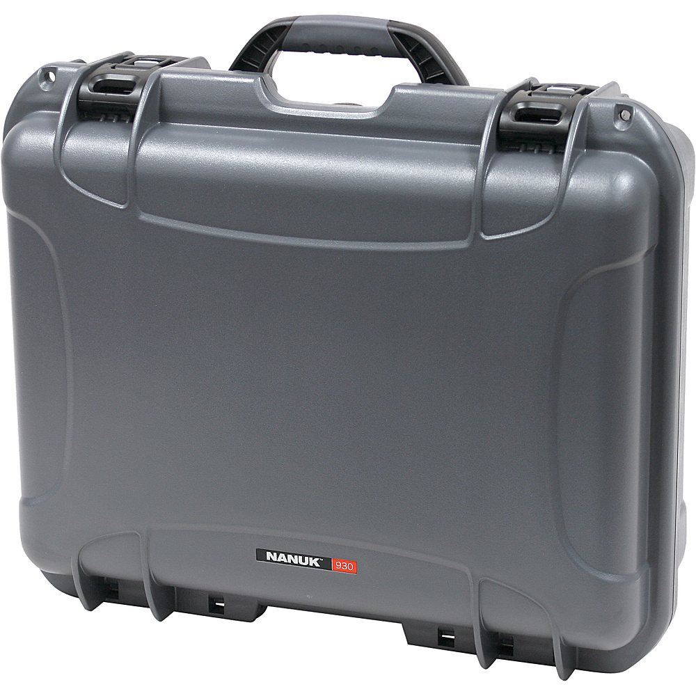 NANUK 930 Case w/foam - Graphite - Technology, Camera Accessories