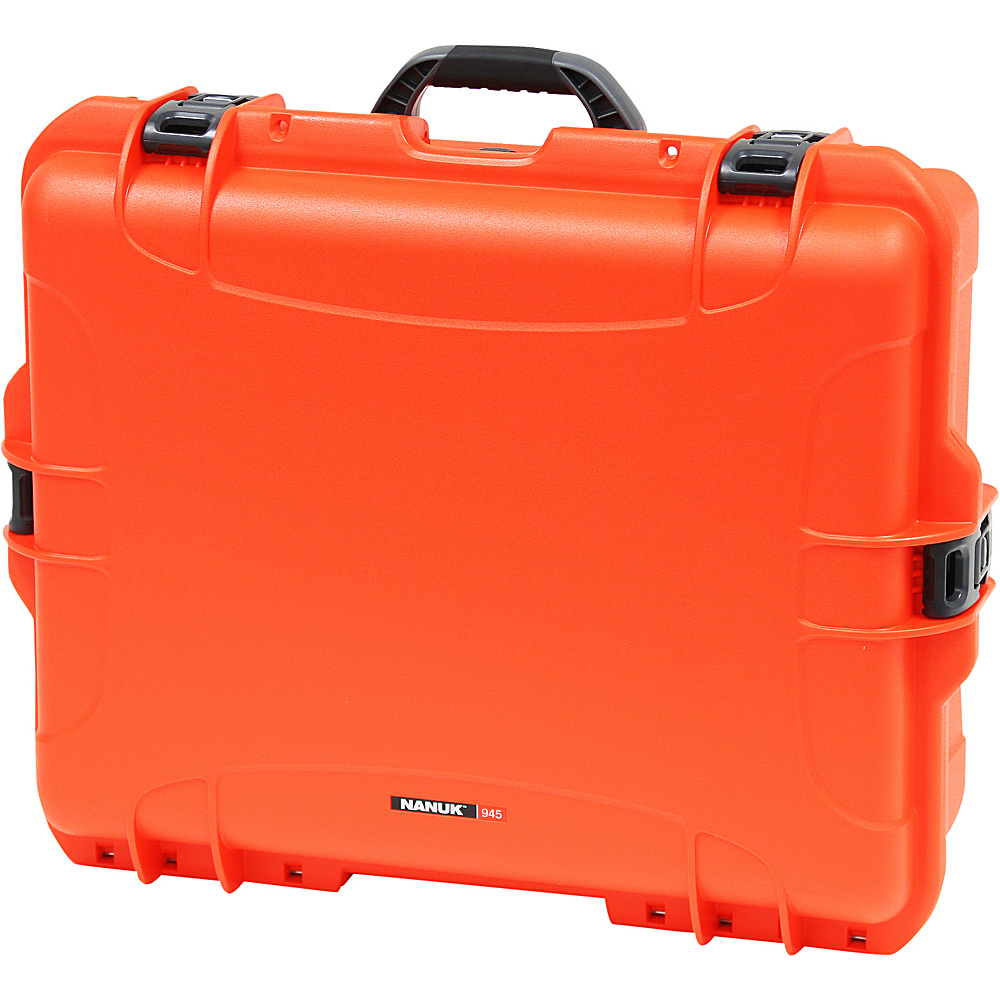 NANUK 945 Case w/foam - Orange - Technology, Camera Accessories