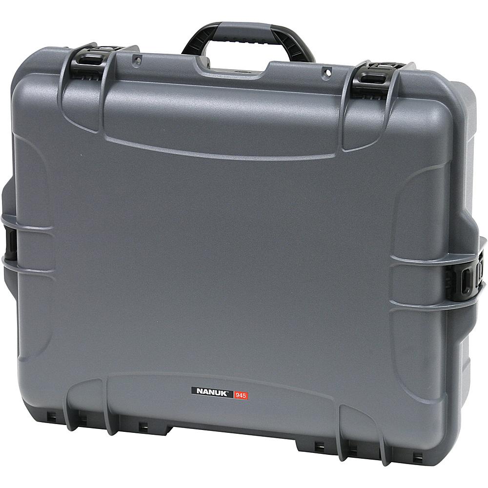 NANUK 945 Case w/foam - Graphite - Technology, Camera Accessories