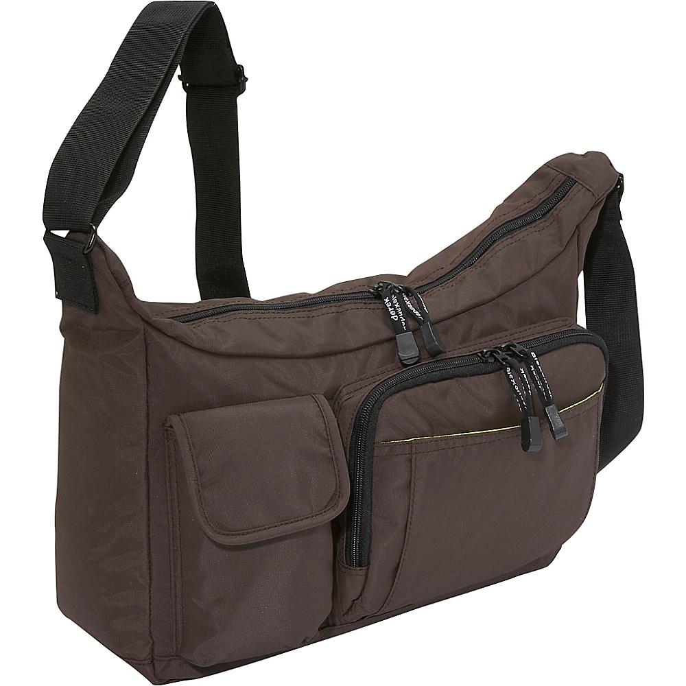 Derek Alexander E/W Top Zip - Cross Body - Handbags, Fabric Handbags