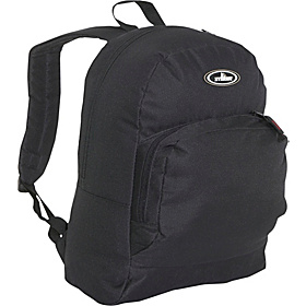 Classic Backpack with Organizer Black