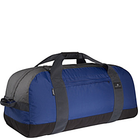No Matter What Duffel Large Pacific Blue