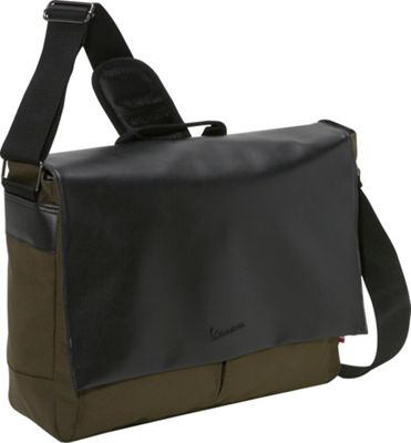 Vespa Laptop Messenger Bag
