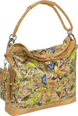 Dragonfly Tote Botanical