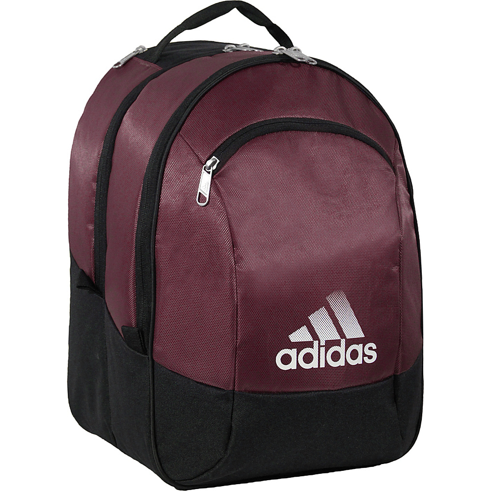 adidas Striker Team Backpack Light Maroon - adidas Everyday Backpacks