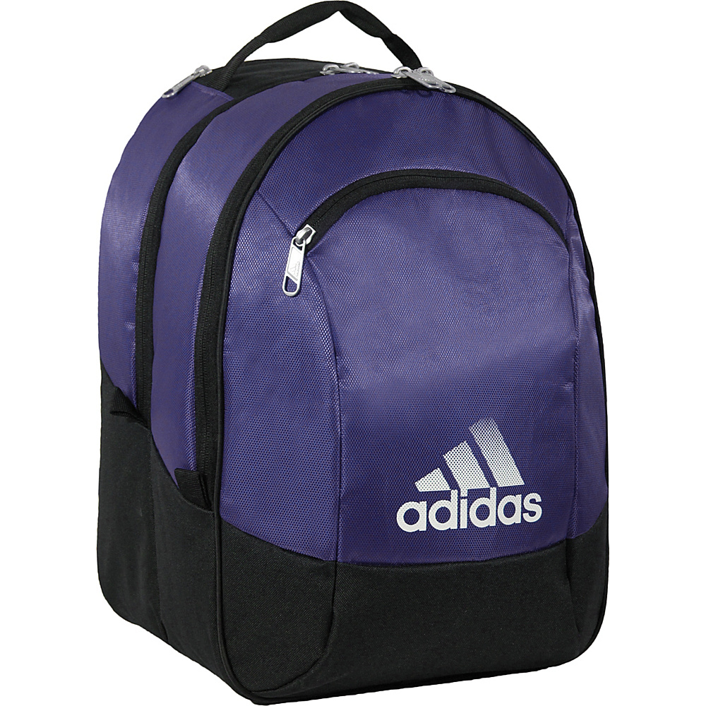 adidas Striker Team Backpack Team Purple - adidas Everyday Backpacks