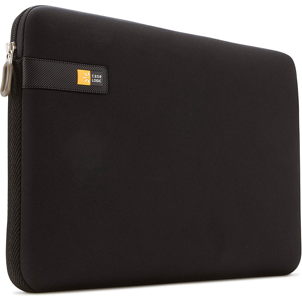 Case Logic 17-17.3 Laptop Sleeve - Black - Technology, Electronic Cases