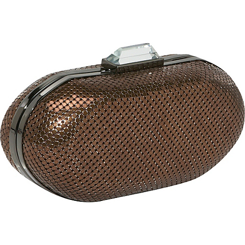 Whiting and Davis Bean Minaudiere - Clutch