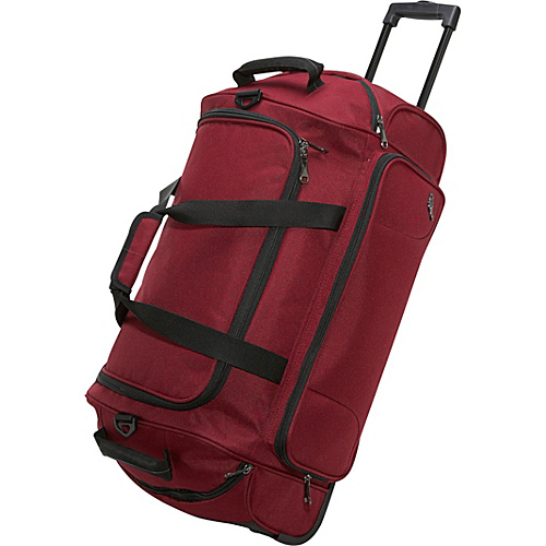 Skyway Sigma 3 Rolling Gear Bag - Burgundy