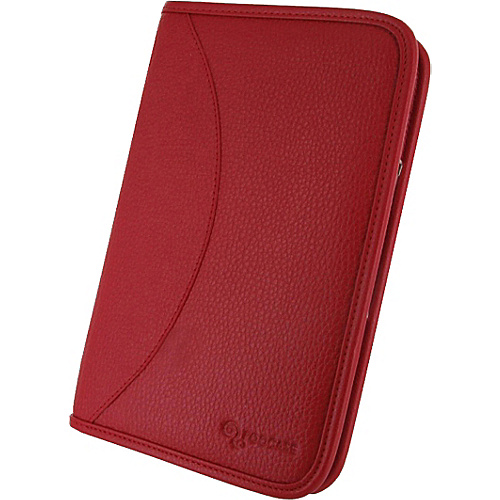 rooCASE Executive Leather Case for B & N Nook Color /