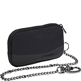 Walletsafe 50 Compact Wallet Black