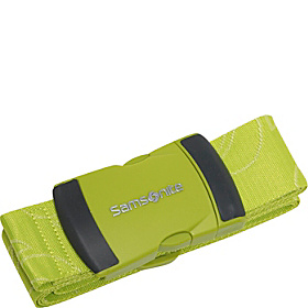 Luggage Strap Neon Green