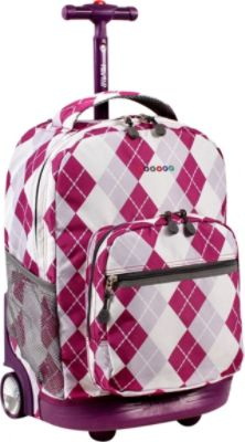 J World Rolling Backpack XYd2Rf2i