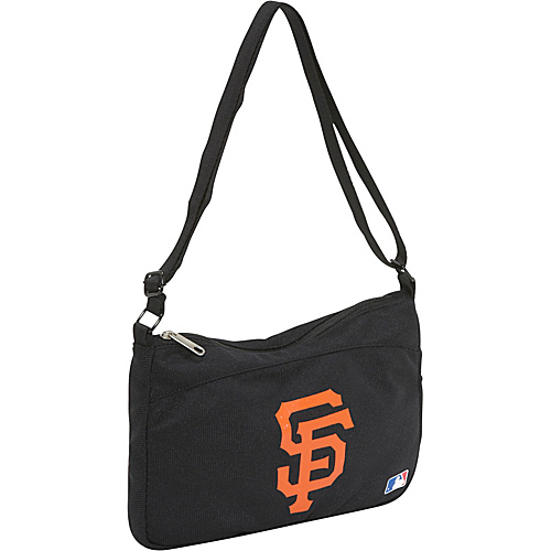 Littlearth MLB Jersey Mini Purse/San Francisco Giants San Francisco Giants - Littlearth Fabric Handbags