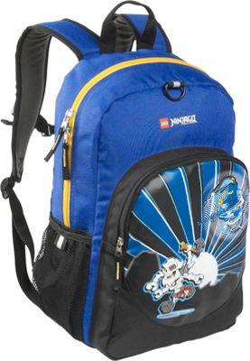 LEGO Ninjago Lightning Classic Backpack Blue - LEGO Everyday Backpacks