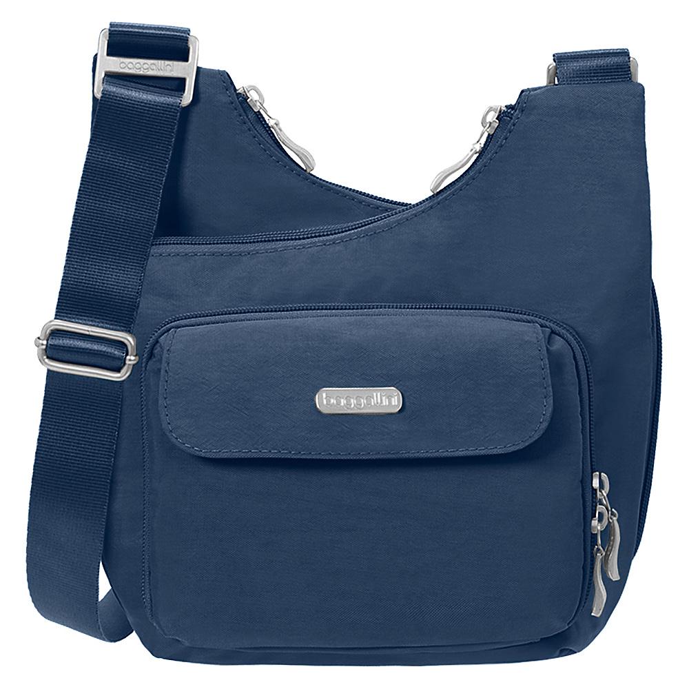 baggallini Criss Crossbody Pacific - baggallini Fabric Handbags - Handbags, Fabric Handbags