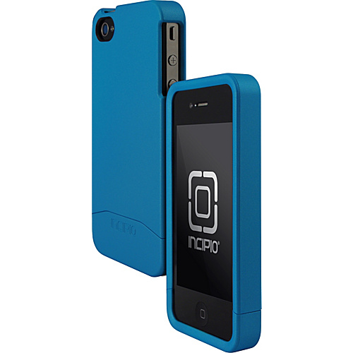 Incipio EDGE for iPhone 4 - Pearl Turquoise