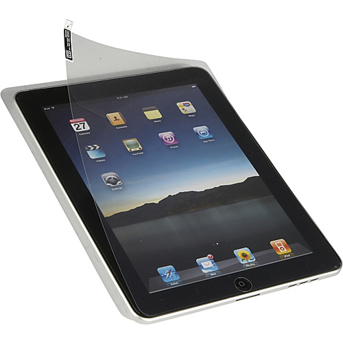 Incipio Clear Screen Protector 2PK for Apple iPad Clear - Incipio Laptop Sleeves
