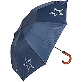 Dallas Cowboys Woody Umbrella Navy