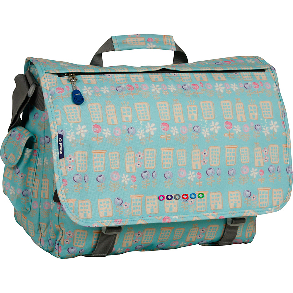 J World New York Thomas Laptop Messenger Urban - J World New York Messenger Bags - Work Bags & Briefcases, Messenger Bags