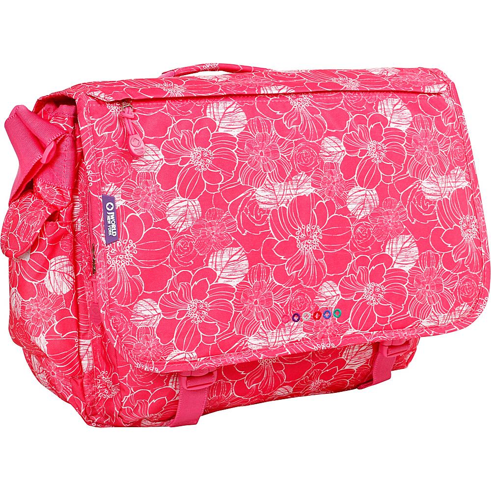 J World New York Thomas Laptop Messenger ALOHA - J World New York Messenger Bags - Work Bags & Briefcases, Messenger Bags