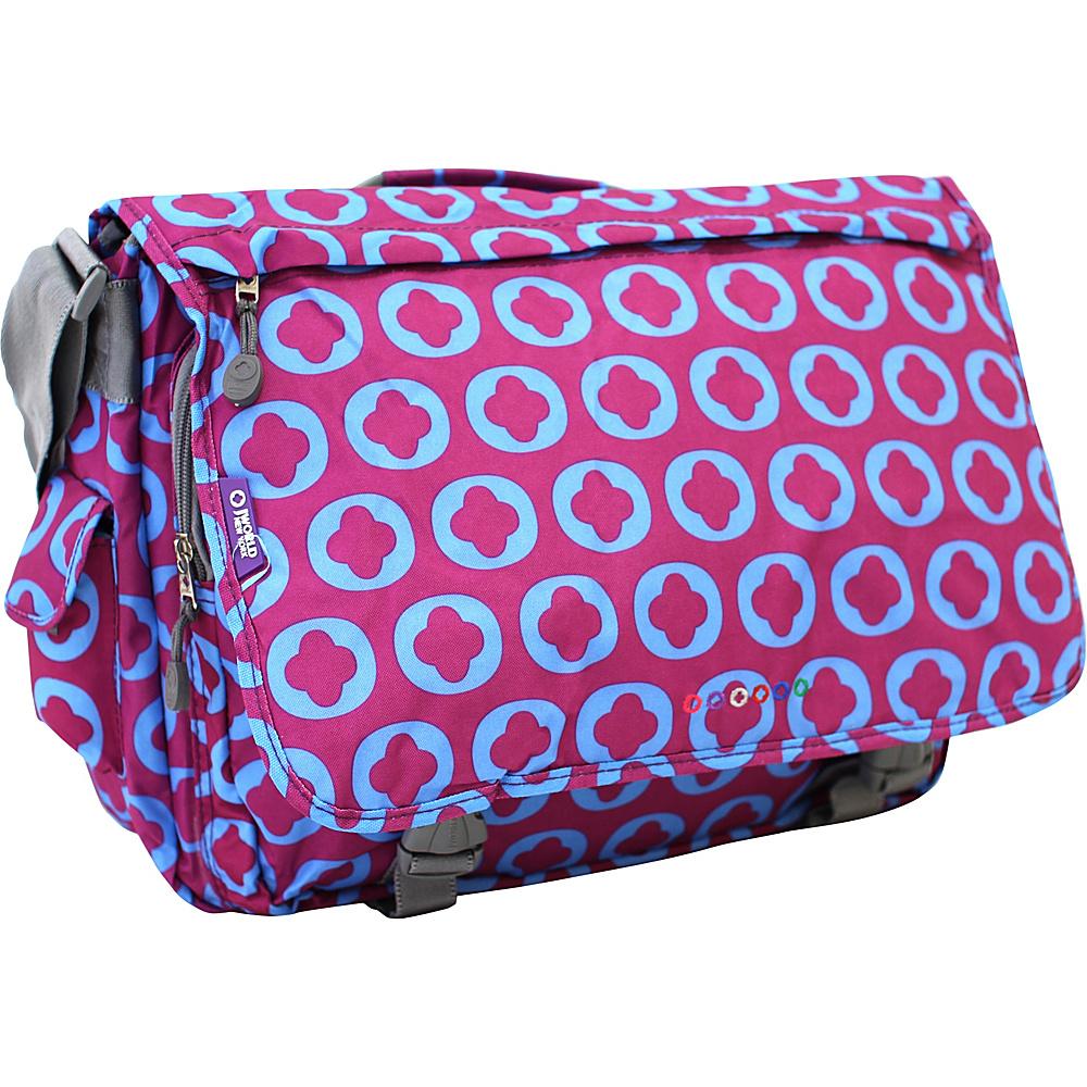 J World New York Thomas Laptop Messenger J LOGO - J World New York Messenger Bags - Work Bags & Briefcases, Messenger Bags