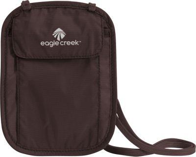 Eagle Creek Undercover Neck Wallet Mocha - Eagle Creek Travel Wallets