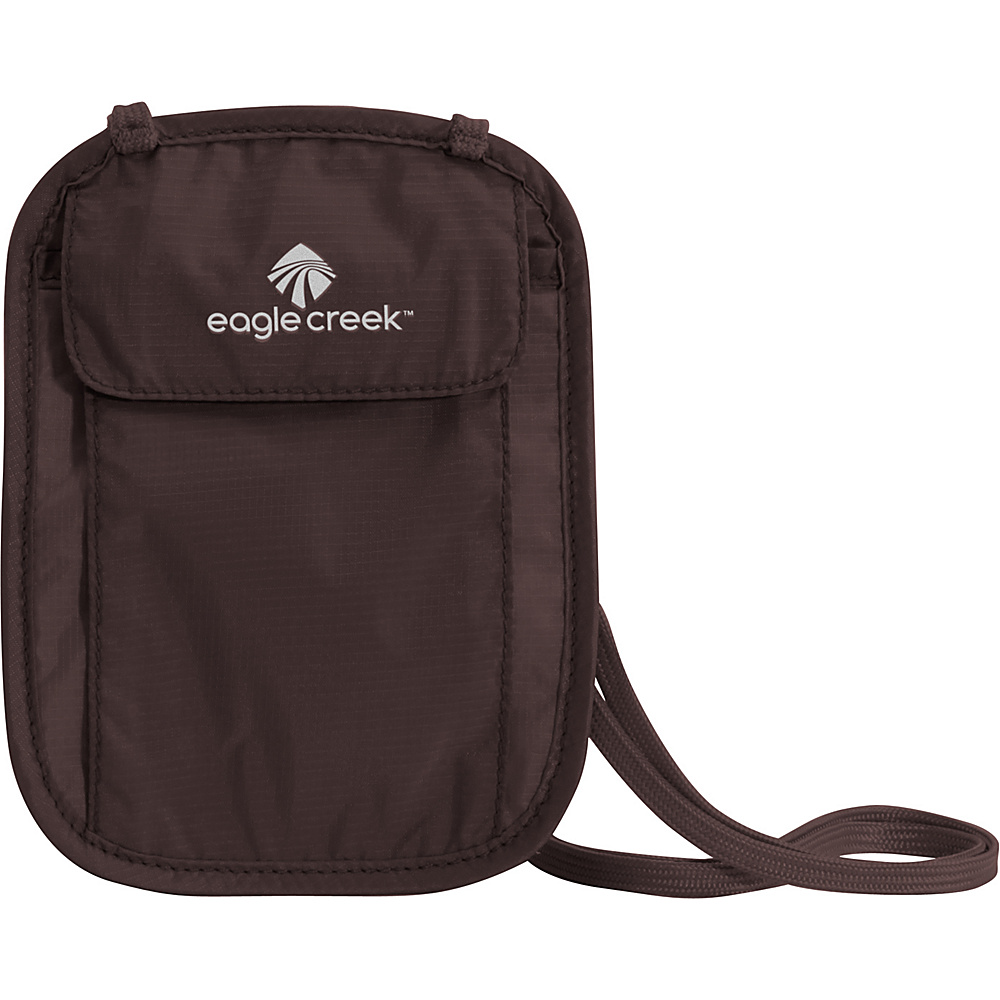 Eagle Creek Undercover Neck Wallet Mocha - Eagle Creek Travel Wallets - Travel Accessories, Travel Wallets