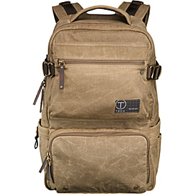 T-Tech Icon Melville Zip Top Brief Pack Khaki