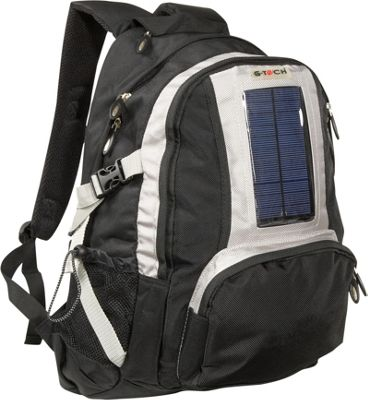 Bellino G-Tech Solar Laptop Backpack