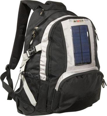 Bellino G-Tech Solar Laptop Backpack