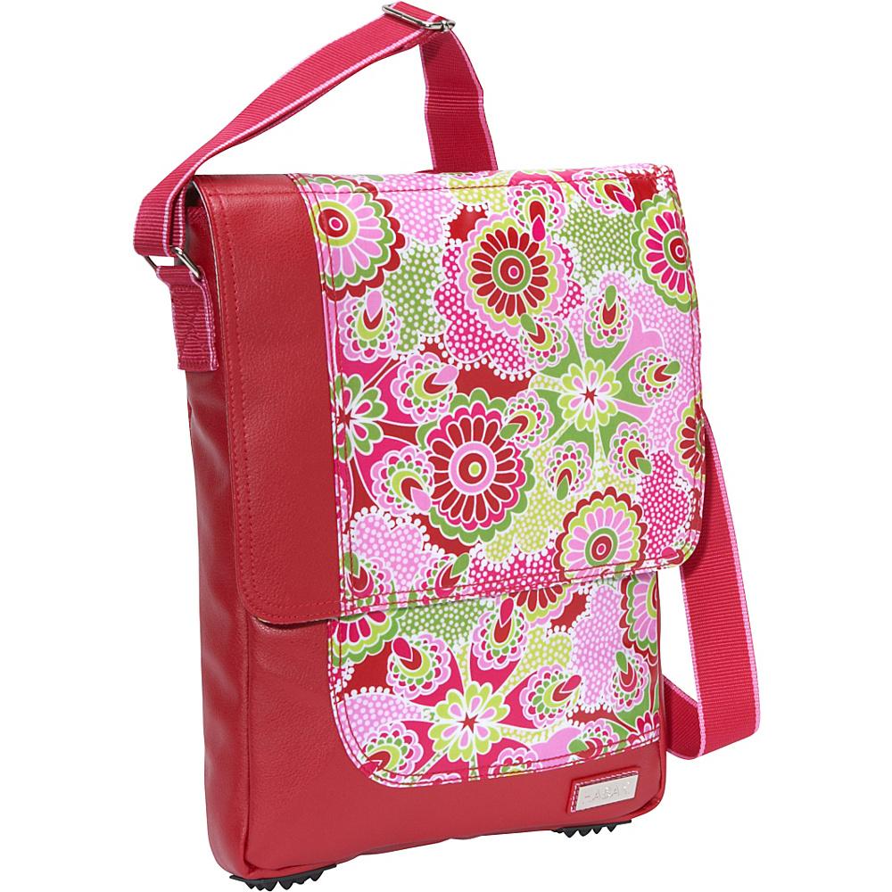 Hadaki On the Run 15.4 Laptop Messenger - Jazz Ruby - Work Bags & Briefcases, Messenger Bags