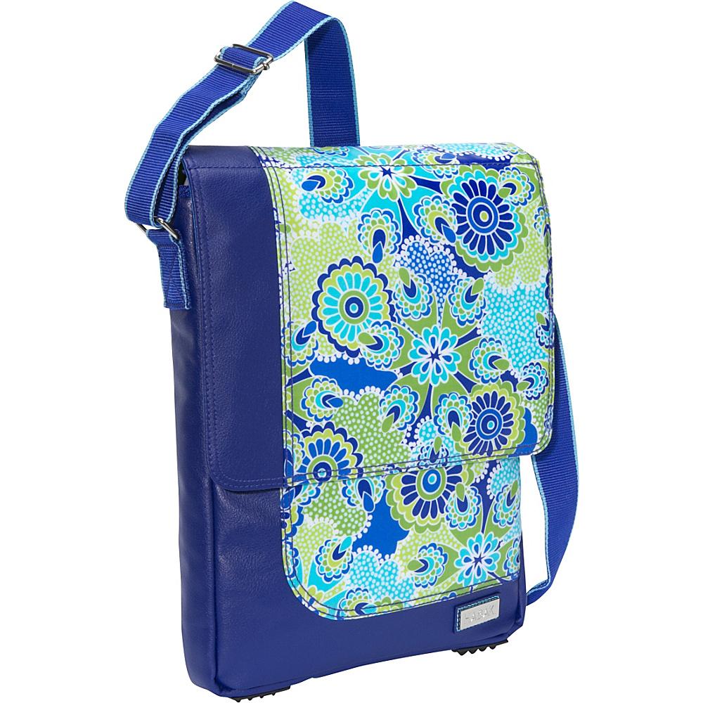 Hadaki On the Run 15.4 Laptop Messenger - Jazz Cobalt - Work Bags & Briefcases, Messenger Bags