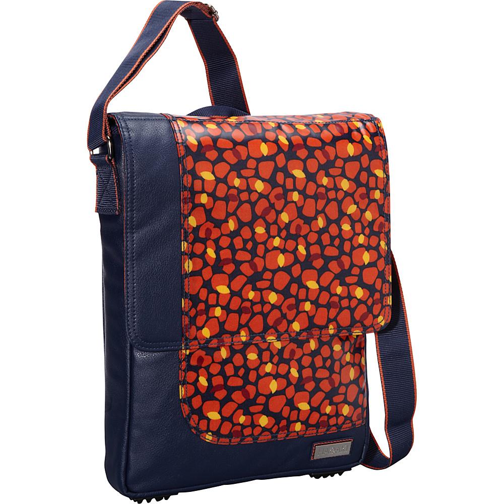 Hadaki On the Run 15.4 Laptop Messenger Arabesque Pebbles - Hadaki Messenger Bags - Work Bags & Briefcases, Messenger Bags