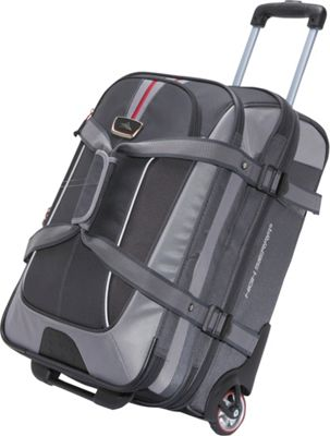 high at6 carry on expandable wheeled duffel with
