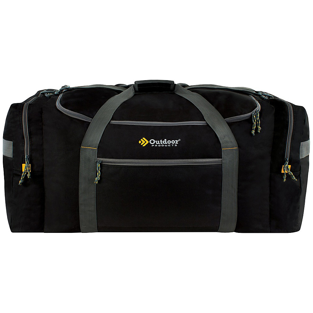 Outdoor Products Mountain X-Large 36 Duffle Black - Outdoor Products Outdoor Duffels - Duffels, Outdoor Duffels
