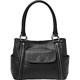 Sorrento Shopper Black
