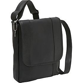 Vertical Men's Bag Black