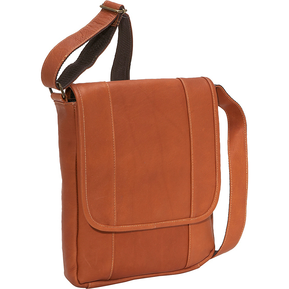 David King & Co. Vertical Mens Bag Tan - David King & Co. Other Mens Bags - Work Bags & Briefcases, Other Men's Bags